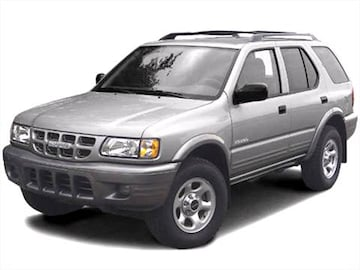 2004 isuzu rodeo pricing ratings reviews kelley. Black Bedroom Furniture Sets. Home Design Ideas
