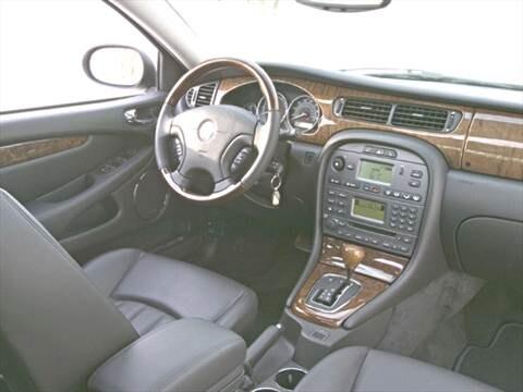 ... 2004 Jaguar X Type Interior ...