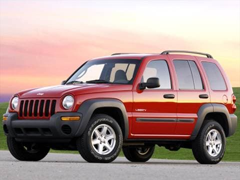 2004 Jeep Liberty Sport Utility 4D  photo