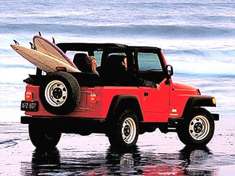 2004 Jeep Wrangler SE Sport Utility 2D  photo