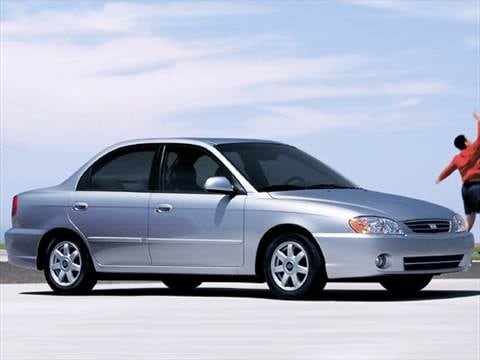 2004 Kia Spectra Pricing Ratings Reviews Kelley Blue Book