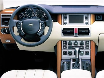 2004 land rover range rover pricing ratings reviews kelley blue book for 2004 range rover interior parts