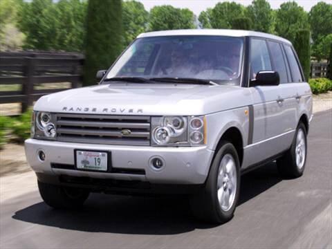 2004 Land Rover Range Rover Pricing Ratings Reviews Kelley