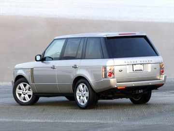 2004 land rover range rover pricing ratings reviews. Black Bedroom Furniture Sets. Home Design Ideas