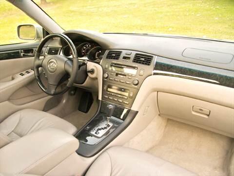 2004 Lexus Es Interior ...