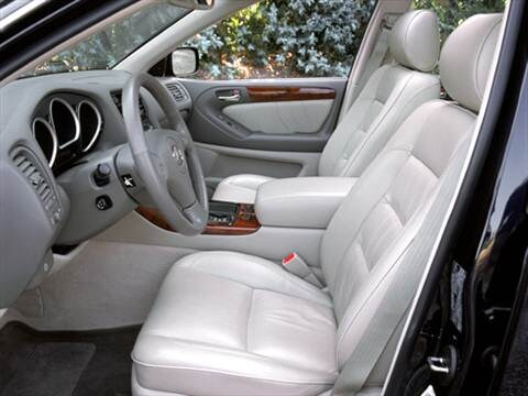 2004 Lexus GS GS 300 Sedan 4D  photo