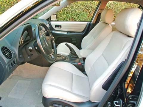 2004 lexus is Interior