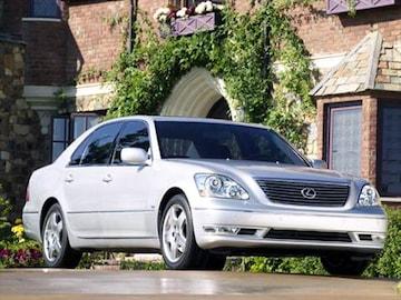 2004 Lexus LS | Pricing, Ratings & Reviews | Kelley Blue Book