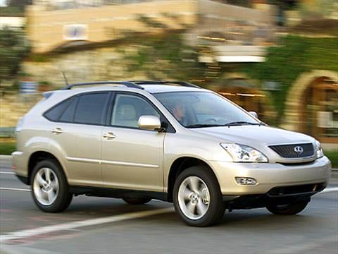 2004 Lexus RX RX 330 Sport Utility 4D  photo
