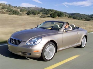 2004 Lexus Sc Pricing Ratings Reviews Kelley Blue Book