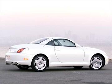 2004 Lexus Sc Exterior