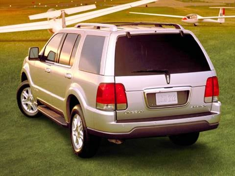 2004 lincoln aviator Exterior