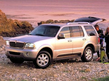 2004 lincoln aviator pricing ratings reviews kelley. Black Bedroom Furniture Sets. Home Design Ideas