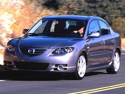 2004 mazda mazda3 | pricing, ratings & reviews | kelley blue book