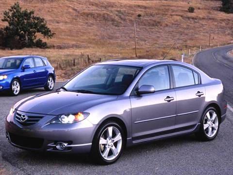 ... 2004 Mazda Mazda3 Exterior ...