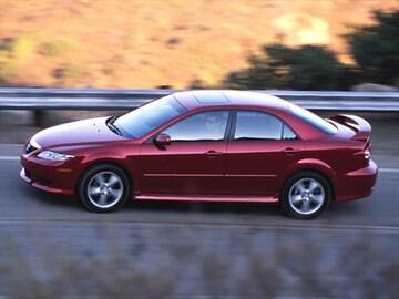 2004 mazda 6 hatchback value