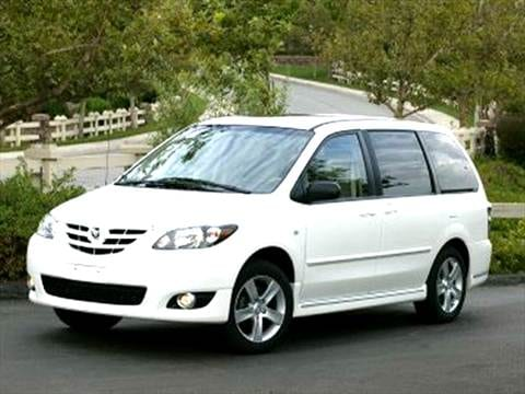 2004 mazda mpv pricing ratings reviews kelley blue book. Black Bedroom Furniture Sets. Home Design Ideas