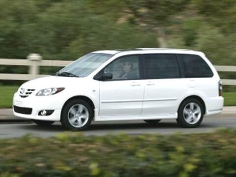 Mazda 5 Cargo Space >> 2004 MAZDA MPV   Pricing, Ratings & Reviews   Kelley Blue Book