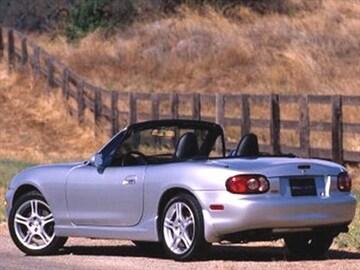 2004 Mazda Mx 5 Miata Exterior