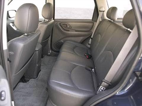 2004 mazda tribute Interior