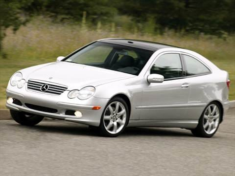 2004 Mercedes Benz C Class Pricing Ratings Reviews Kelley