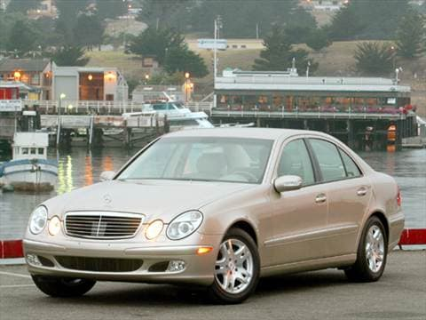 2004 Mercedes-Benz E-Class E320 Sedan 4D  photo