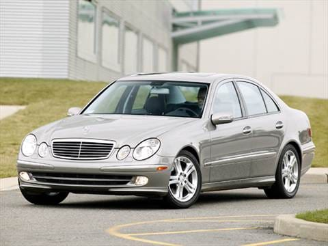 2004 Mercedes Benz E Class Pricing Ratings Reviews Kelley