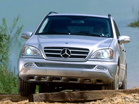 2004 Mercedes-Benz M-Class ML350 Sport Utility 4D  photo