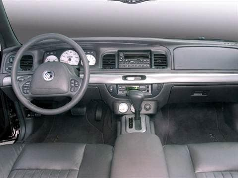 2004 mercury marauder Interior