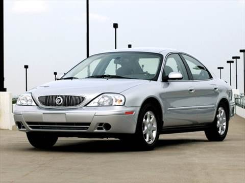 2004 mercury sable Exterior