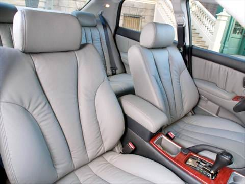 2004 mitsubishi diamante Interior