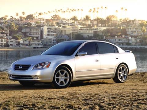 2004 Nissan Altima 2.5 SL Sedan 4D Pictures and Videos ...
