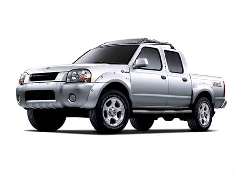 2004 Nissan Frontier Crew Cab Pricing Ratings Amp Reviews
