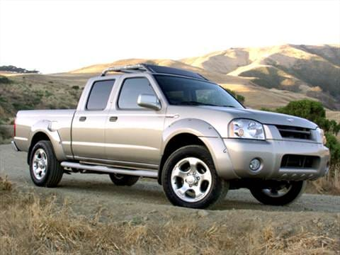 2004 Nissan Frontier Crew Cab Pricing Ratings Reviews Kelley