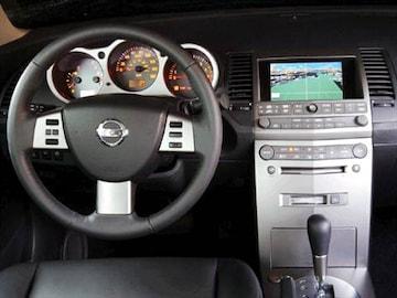 2004 Nissan Maxima Interior