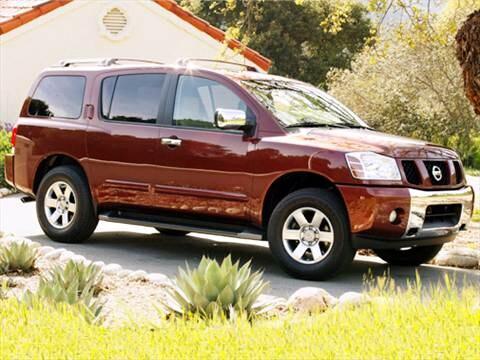 ... 2004 Nissan Pathfinder Armada Exterior ...
