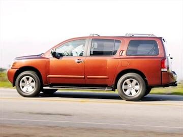 2004 nissan pathfinder armada pricing ratings reviews kelley blue book for 2004 nissan pathfinder interior