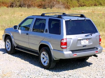Nissan Pathfinder Used Car For Sale