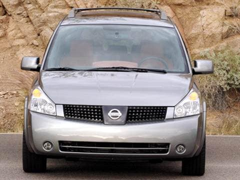 2004 Nissan Quest SE Minivan 4D  photo