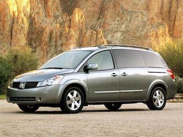 2004 nissan quest pricing ratings reviews kelley blue book. Black Bedroom Furniture Sets. Home Design Ideas