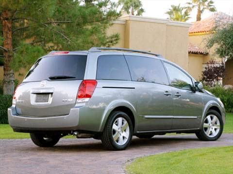 2004 Nissan Quest Pricing Ratings Amp Reviews Kelley