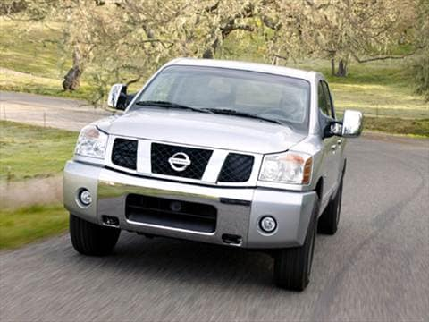2004 Nissan Titan Crew Cab XE Pickup 4D 5 1/2 ft  photo
