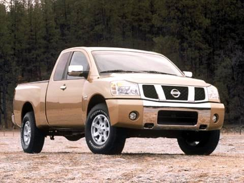 2004 Nissan Titan King Cab XE Pickup 4D 6 1/2 ft  photo
