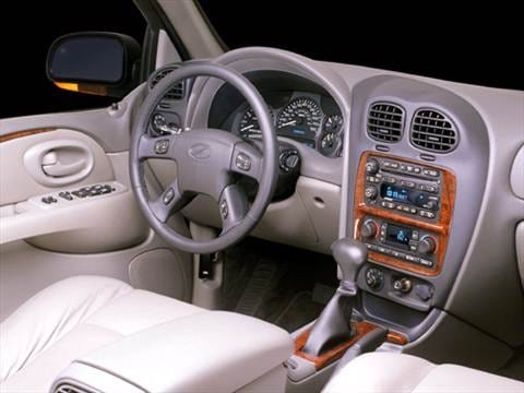 2004 oldsmobile bravada Interior