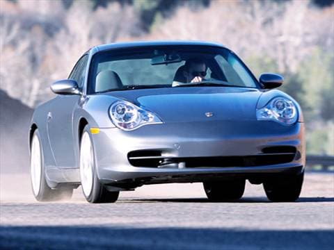 2004 Porsche 911 Carrera Coupe 2D  photo