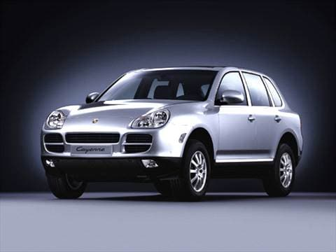 2004 Porsche Cayenne Pricing Ratings Amp Reviews Kelley