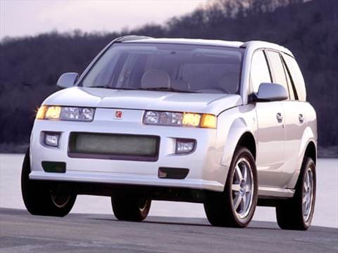 2004 Saturn Vue 19 Mpg Combined