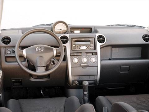2004 scion xb Interior