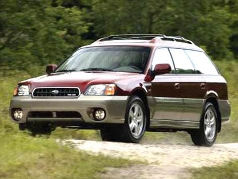 2004 subaru outback h6 ll bean edition wagon 4d pictures and videos kelley blue book. Black Bedroom Furniture Sets. Home Design Ideas