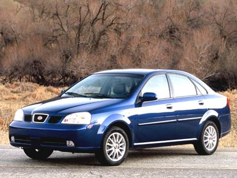 2004 suzuki forenza pricing ratings reviews kelley. Black Bedroom Furniture Sets. Home Design Ideas